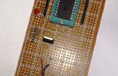 PIC16F1787 programmateur Board (pour presque tous les 40 broches 16Fxxx)