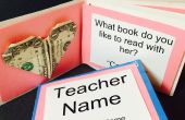 Favoris de l'enfant : un cadeau d'appréciation des enseignants