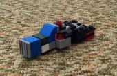 Mini Lego transformateur