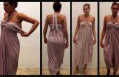Belle robe - très facile bricolage
