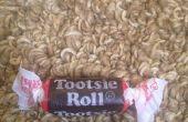Tootsie Roll merde plaisanterie