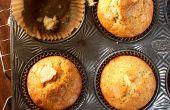 Muffins de graines de pavot citron