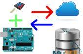 Comment laisser communiquer Arduino avec clavier à DB MySQL.