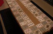 Table en carton de « Card »