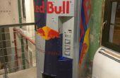 Piratage d'un distributeur automatique pour libérer les canettes avec SMS