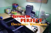 Mise en place le lieu de travail électronique parfait