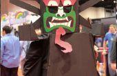 Comment pour faire un Lego Samurai Jack « Aku » costume