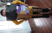 Comment créer une méduse costume à l'aide de carton seul