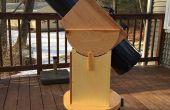CONSTRUIRE une monture de télescope Dobson