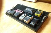 DIY Powered Pedal Board avec prises Input
