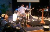Fauteuil roulant Arduino Drum Kit