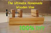Comment faire l'ultime étau en bois | Menuiserie bricolage outils #3