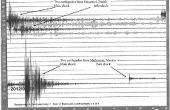 Ce sismographe n'est pas jouet !