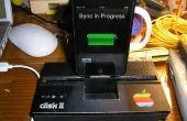 Disque de l'Apple II - chargeur ipod Retro