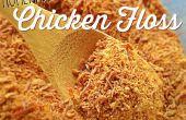 Maison Rou Song - poulet Floss (séché le poulet déchiqueté)