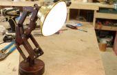 Lampe DIY Luxo Jr. (Pixar inspiré)