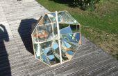 Four solaire boîte