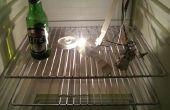 Réparation de réfrigérateur : Ajuster le Thermostat relais Bitr Point