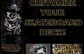 Personnaliser votre Deck de Skateboard !