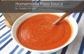 Comment : Pizza maison Sauce recette