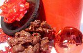 Bonbons de Noël plus rapide, plus simple : Écrou Clusters