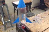 3D imprimés Bottle Rocket pièces