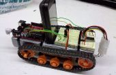 Android G1 Serial pour Arduino Robot