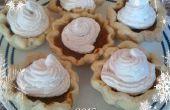 Cupcakes tarte à la citrouille