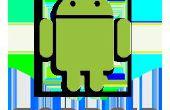 Cacher des fichiers dans android