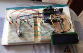 Alarme de sécurité Arduino