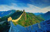 Comment dormir sur la grande muraille de Chine