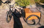 Tricycle électrique à bon compte