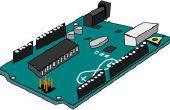Défilement de texte avec shield Arduino et Adafruit TFT