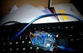 Connectez le clavier PS/2 pour Arduino