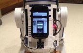 Pirater votre Hasbro R2D2 avec un microcontrôleur IOIO !