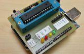 Arduino UNO en tant que programmeur AtMega328P