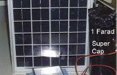 Récolte d'énergie pour pompe à eau axée sur le solaire