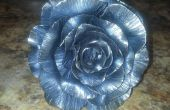 Forge une Rose Metal