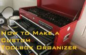 Comment faire l'organisateur de la prise pour une boîte à outils
