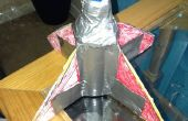 Comment faire A: Mini fusée