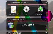 Comment faire une Live-Boot Linux USB