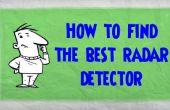 Comment trouver le meilleur détecteur de Radar pour l'argent dans votre Budget