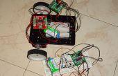 Simple Robot sans fil sans microcontrôleur