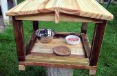 Comment faire une maison d'oiseau d'une palette