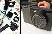 FrankenCamera : Un Guide pour la chirurgie de l'appareil photo
