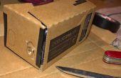 Faire la DODOcase VR / Google carton Switch travail - téléphone de Samsung Galaxy S3