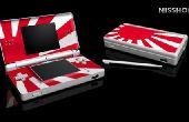 Personnalisés de Nintendo DS Lite peau