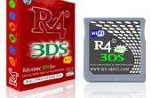 Comment faire pour reflasher la carte 3ds r4i-sdhc ?