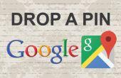 Comment supprimer une épingle sur Google Maps