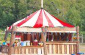 BRICOLAGE jeu stand pour Circus sur le thème de mariage ou de fête !